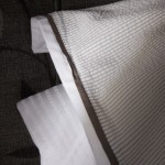 Quality bed linen at Broadreach self catering cottage accommodation Isle of Skye