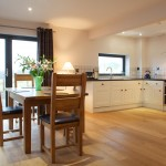 Kitchen at Broadreach self catering cottage accommodation Isle of Skye